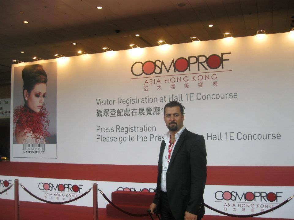 Cosmoprof Bologna/İTALYA 2015